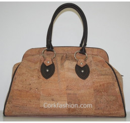 Handbag (model CC-1158) from the manufacturer 3Dcork in category Bags